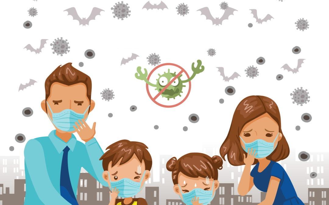 Coronavirus: come affrontare le nostre paure e ansie!